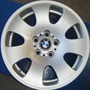 BMW 17 INCH STYLE 165 ORGINEEL NIEUWSTAAT