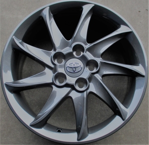 TOYOTA 17 INCH ORG ANTRACIET
